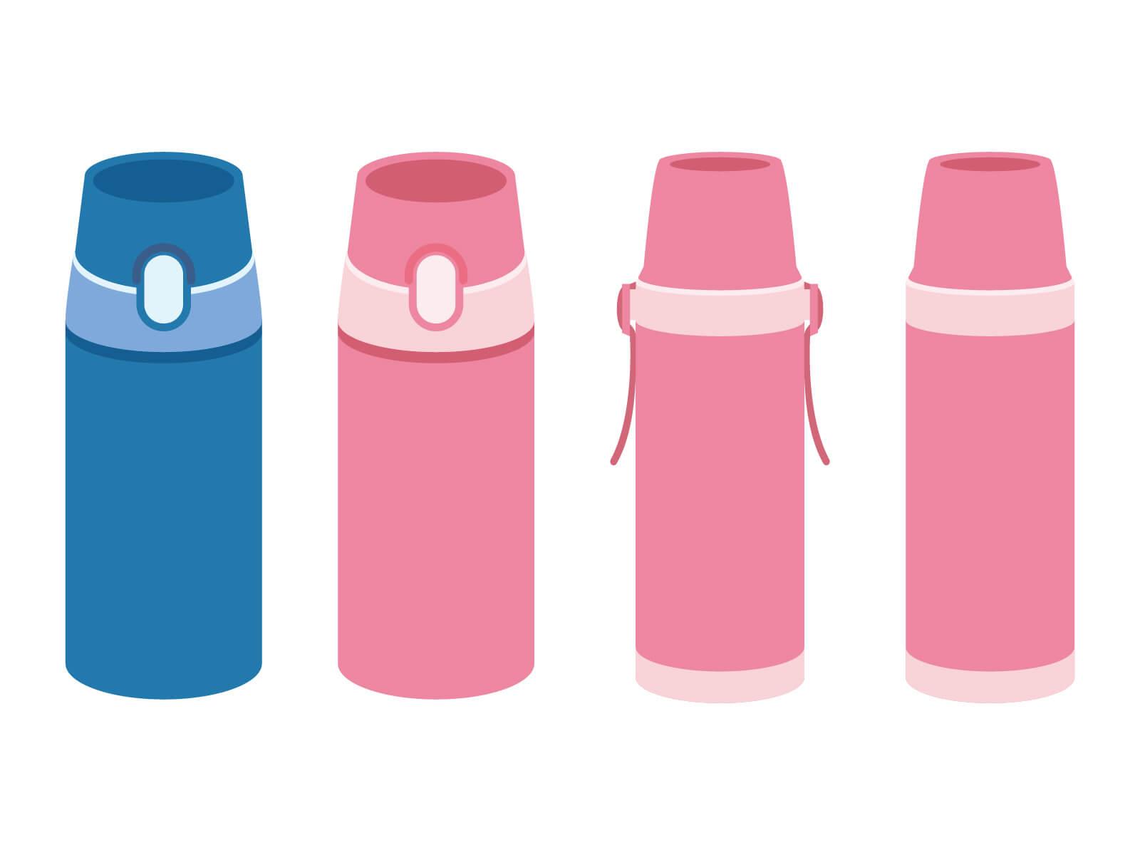 水筒を早く乾かす方法